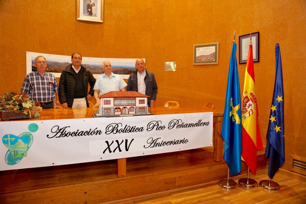 La Asociación Pico Peñamellera celebra su 25º Aniversario centrada en los más pequeños