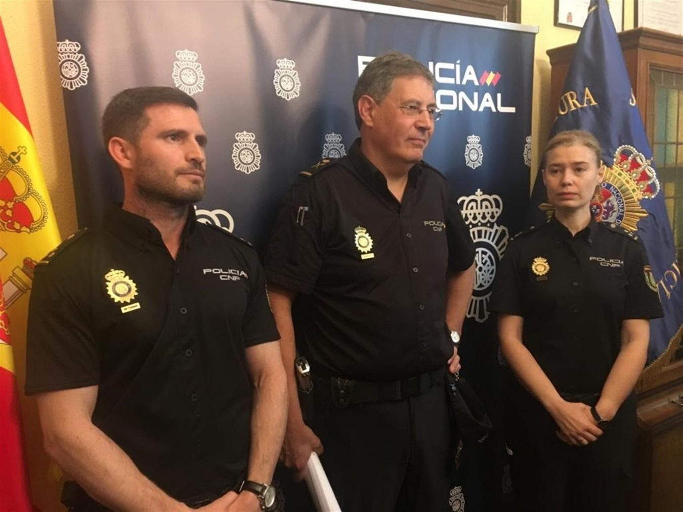 La Policía imputa un delito de homicidio a los tres jóvenes detenidos por la muerte de David Carragal. Uno de ellos es jugador del Ribadesella CF