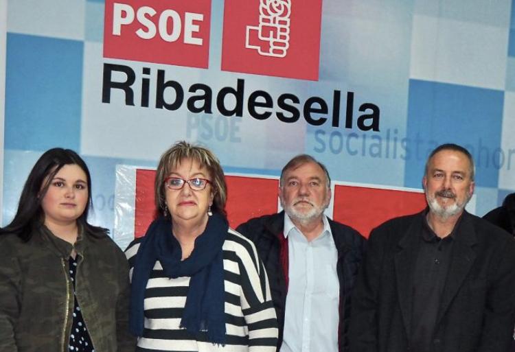 El nuevo equipo de Gobierno del Ayuntamiento de Ribadesella mantendrá cuatro concejales liberados