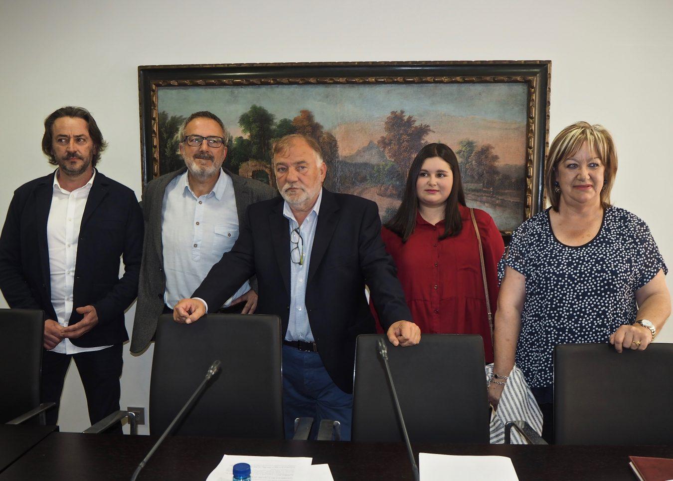 Ramón Canal presentará el borrador de presupuestos municipales para 2020 a lo largo del mes de enero