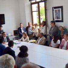 Jesús Bordás inicia su tercer mandato en el Ayuntamiento de Ribadedeva
