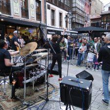 Asignadas las fechas de concierto para los cuatro grupos ganadores del II Concurso de Música en la Calle de Llanes