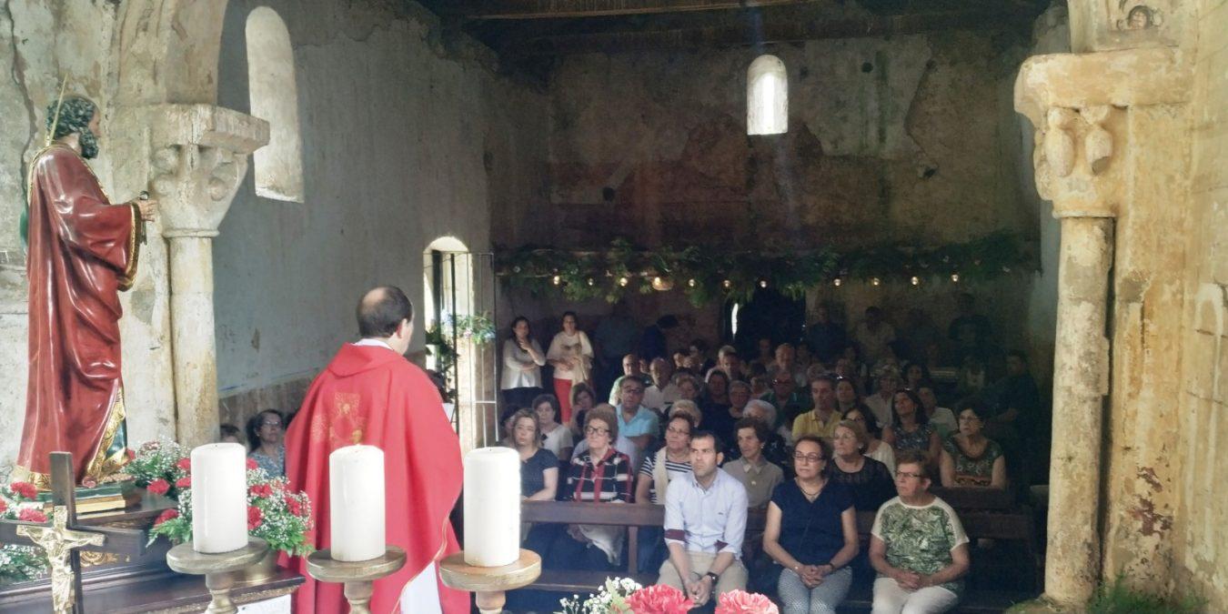 San Pedro y Mestas de Con honran a su santo