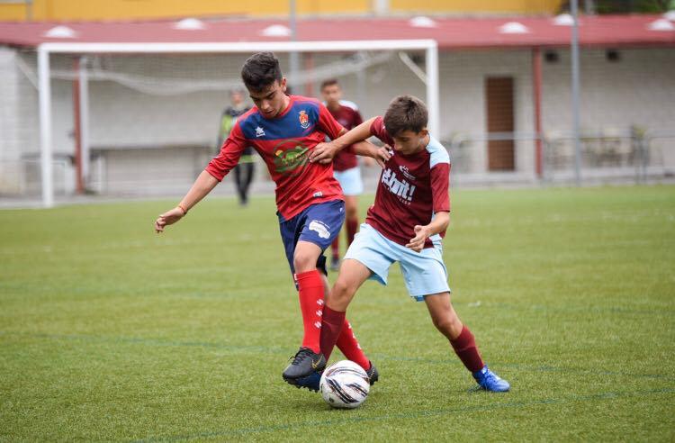 1.300 niños y niñas de toda España participan en el torneo de fútbol base Sella Cup