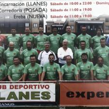 20 equipos participarán en el Torneo de Fútbol de Veteranos Villa de Llanes