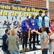 Becerro y Castañón vencen en la Travesía Nacional Villa de Colindres
