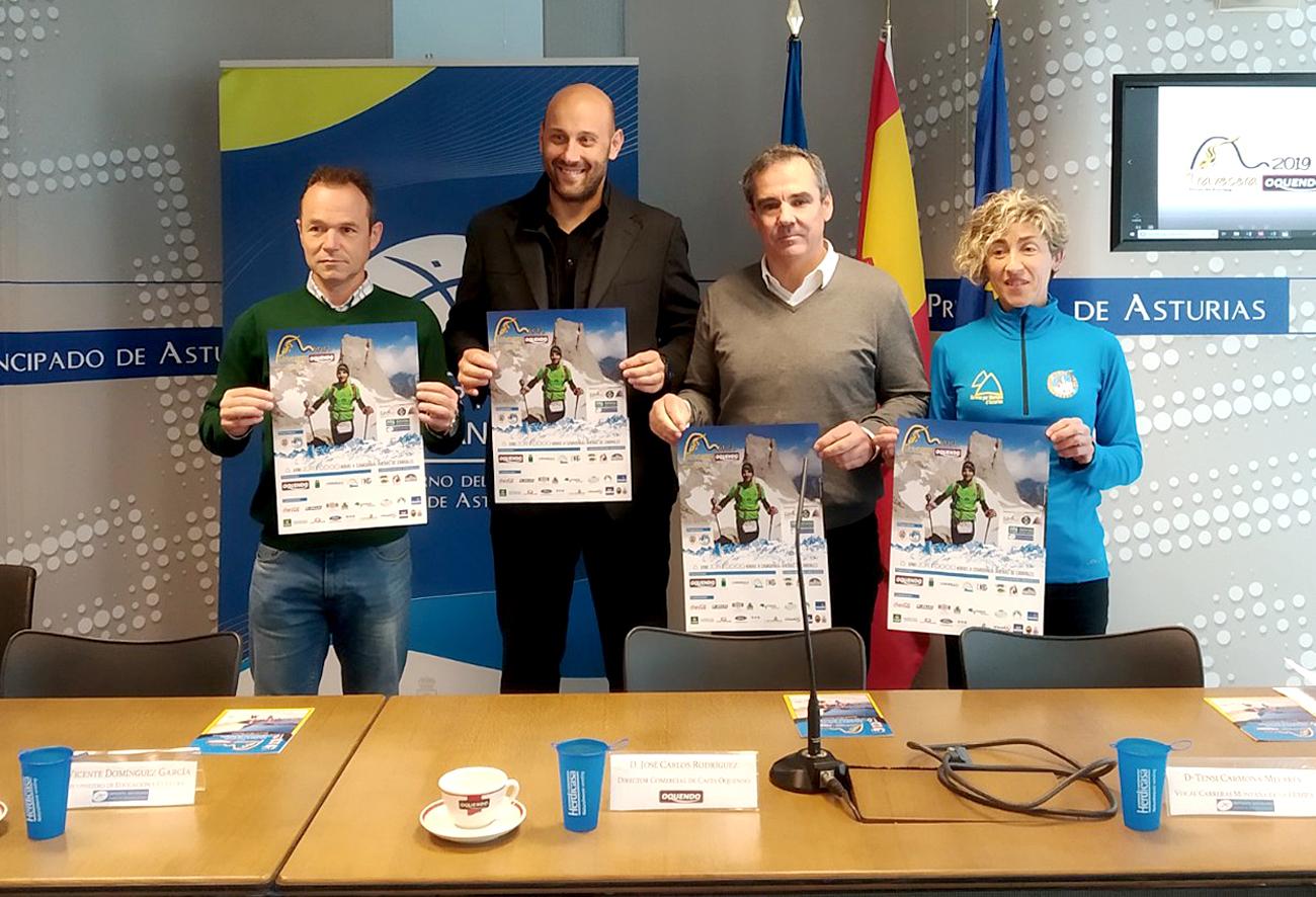 Deportistas de diez países competirán el sábado en La Travesera de los Picos de Europa