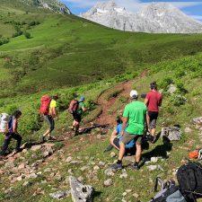 La Televisión Pública de Baviera graba un programa especial en el Parque Nacional de los Picos de Europa
