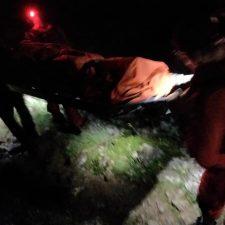 Rescatadas una madre y su hija de 12 años desorientadas en la montaña de Onis