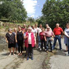Hoy comienzan las obras de mejora en la carretera de acceso a Argandenes (Piloña)