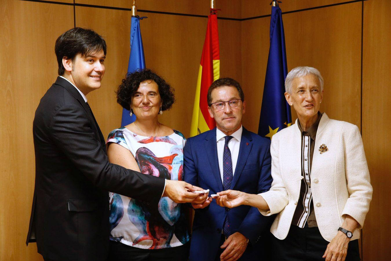 Hoy han tomado posesión de sus cargos los nuevos miembros del Gobierno Asturiano