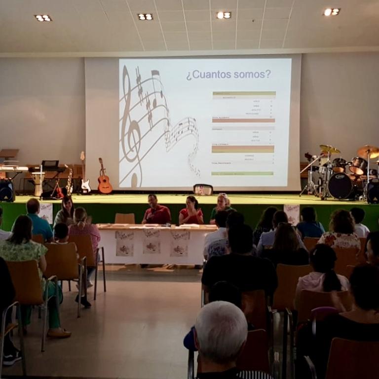 Comienza el Campamento Musical de Verano en Benia de Onís