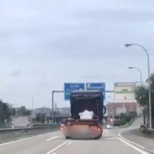 Detenido en Gijón un camionero de Ribadesella al multiplicar por nueve el grado de alcohol permitido