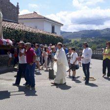 El Carmen (Ribadesella), Mestas de Con (Cangas de Onís) y Bustio (Ribadedeva) celebran la Fiesta de Ntra. Sra. del Carmen