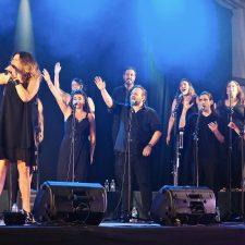Noche feliz para despedir el XXV Festival de Jazz de Ribadesella con Black Light Gospel Choir