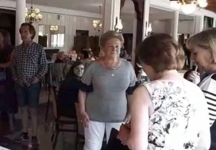 La Asociación de Pensionistas Virgen de Guía de Ribadesella celebra su día grande