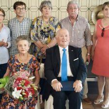 Los mayores de Cabrales celebran su fiesta anual