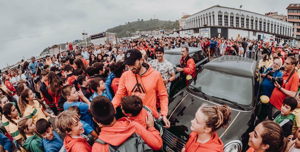 Walter Bouzán será el pregonero del Mini Sella 2019, prueba en la que se permitirá la acampada en los Campos de Oba