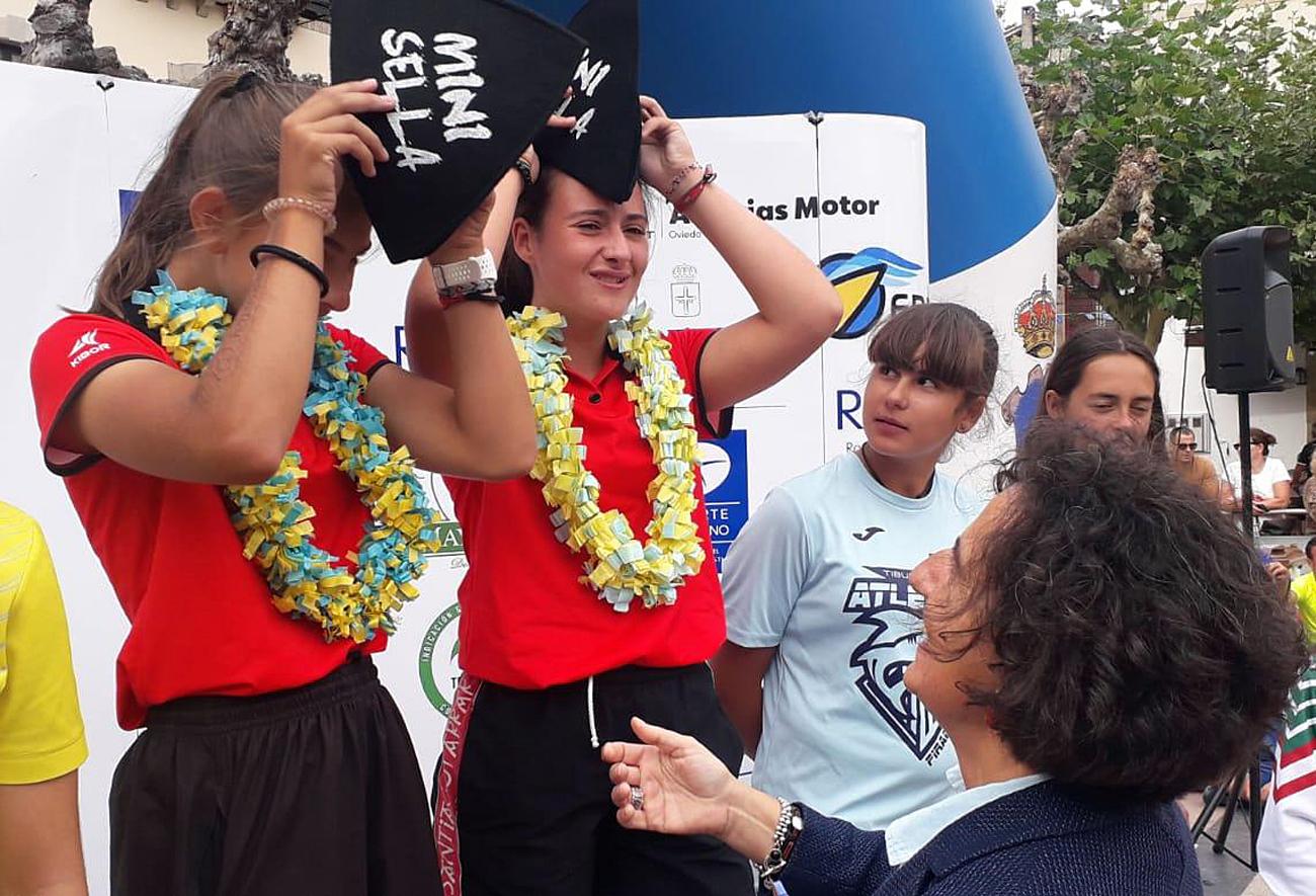 Pelayo Arango-Adrián Blanco en K2 y Javi García en K1 vencedores absolutos del Mini Sella 2019