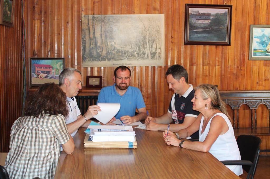 El Ayuntamiento de Piloña adjudica en 78.000 euros el mantenimiento de sus catorce depuradoras