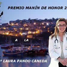 El Premio Manín de Honor 2019 para la doctora de Colunga y Lastres, Laura Pando