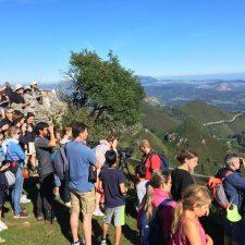 El viernes comienza un nuevo programa de ecoturismo científico promovido por la Fundación Quebrantahuesos en los Picos de Europa