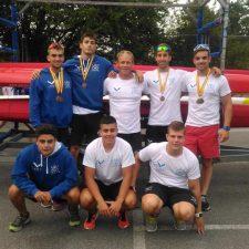 La SCD Ribadesella asciende a la División de Honor del piragüismo sprint nacional