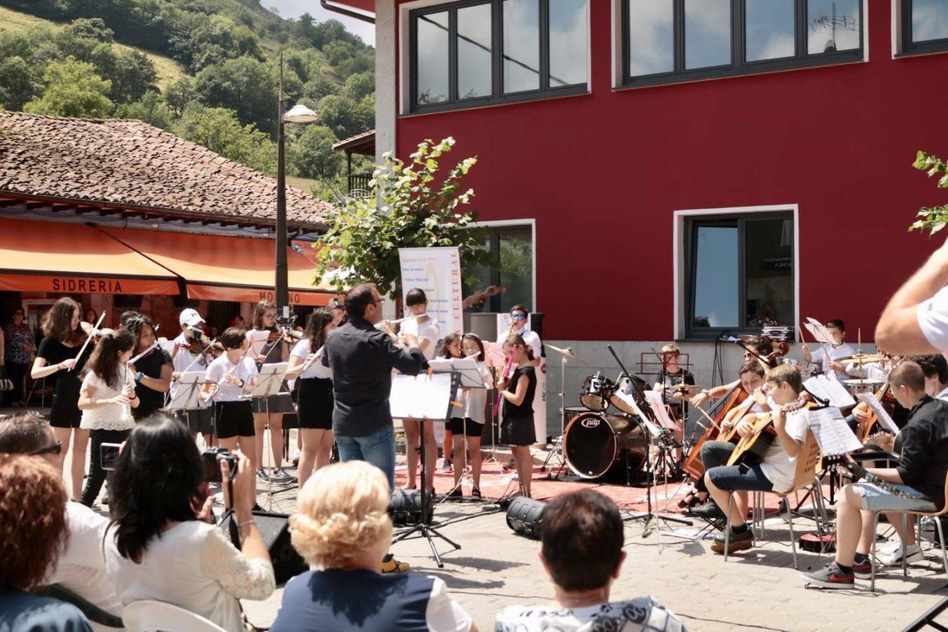 Onís clausura con un concierto su XVII Semana Musical
