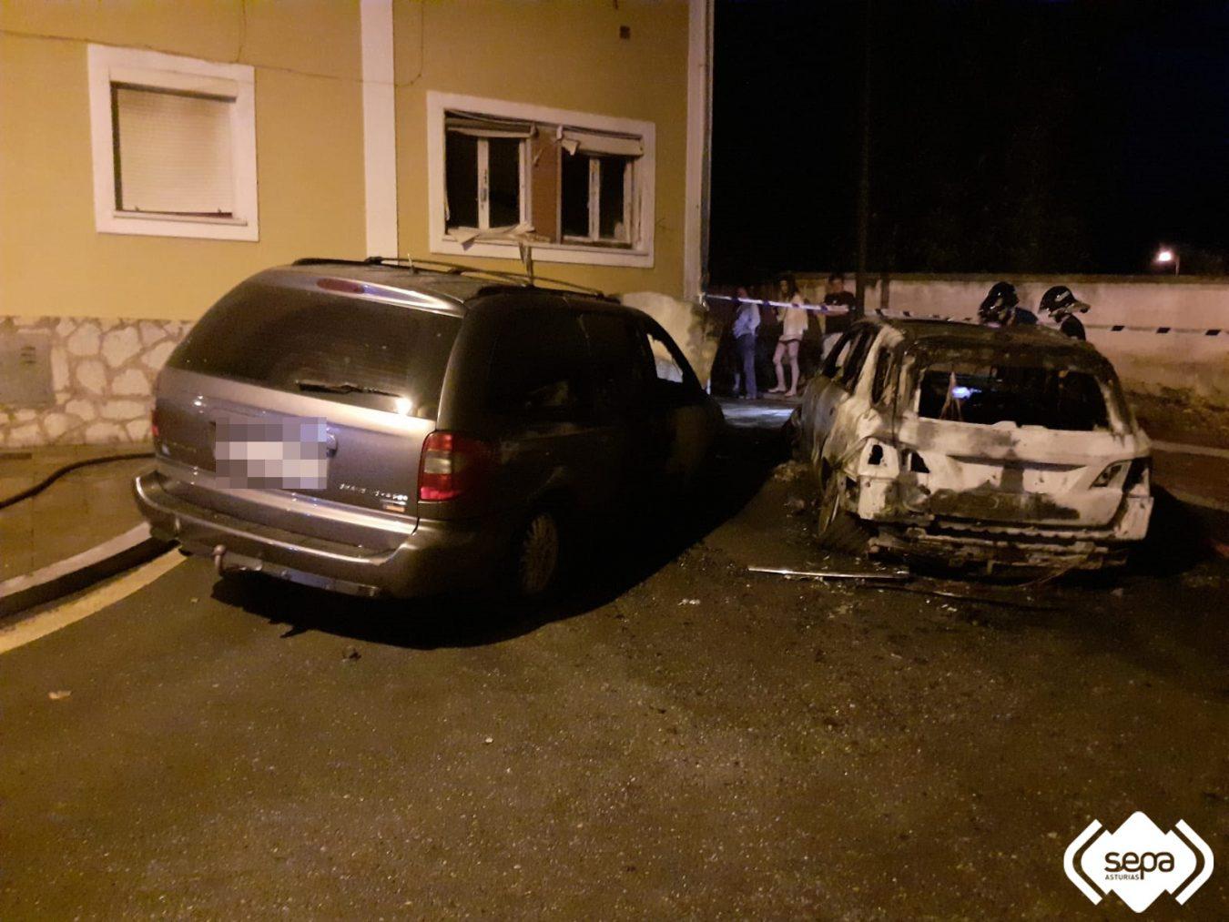 Comunicado del PSOE de Llanes ante los incendios de varios coches en la villa