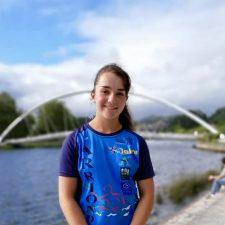 La parraguesa Andrea Rodríguez también se proclama Campeona de España de Maratón K1 Cadete