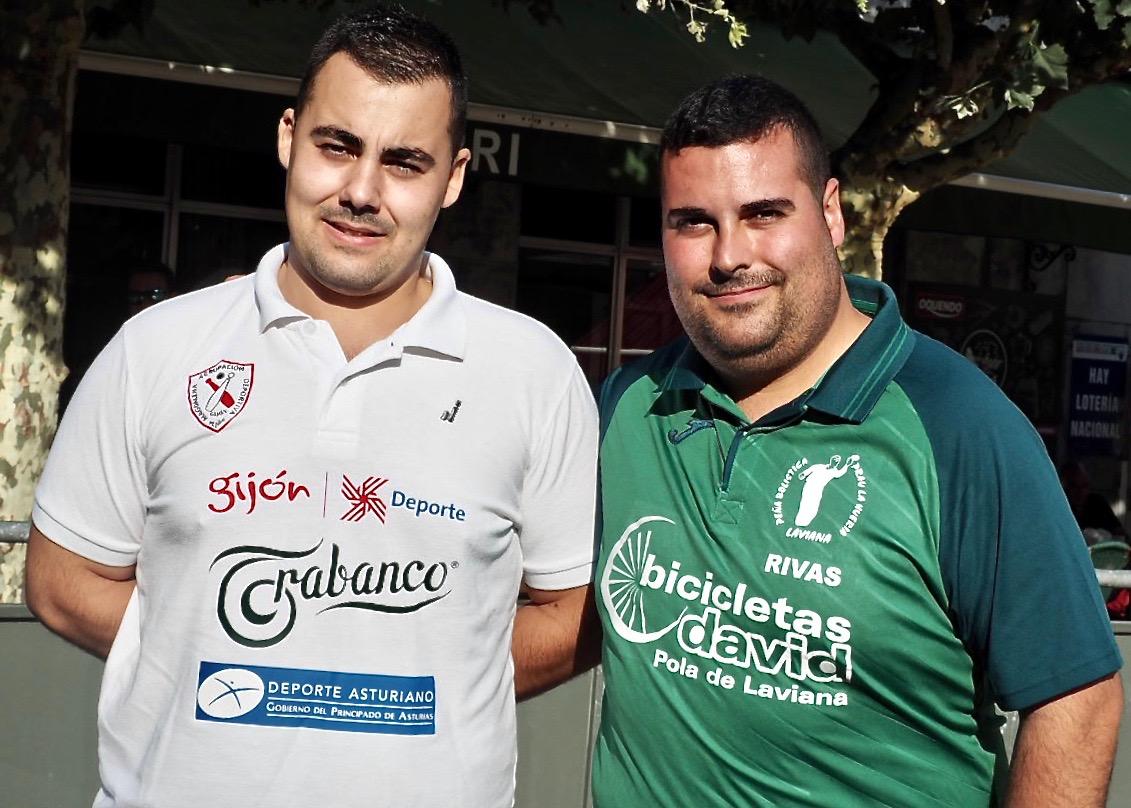 El Xatu de Ribadesella para Rivas tras ganar 14-8 a Sergio