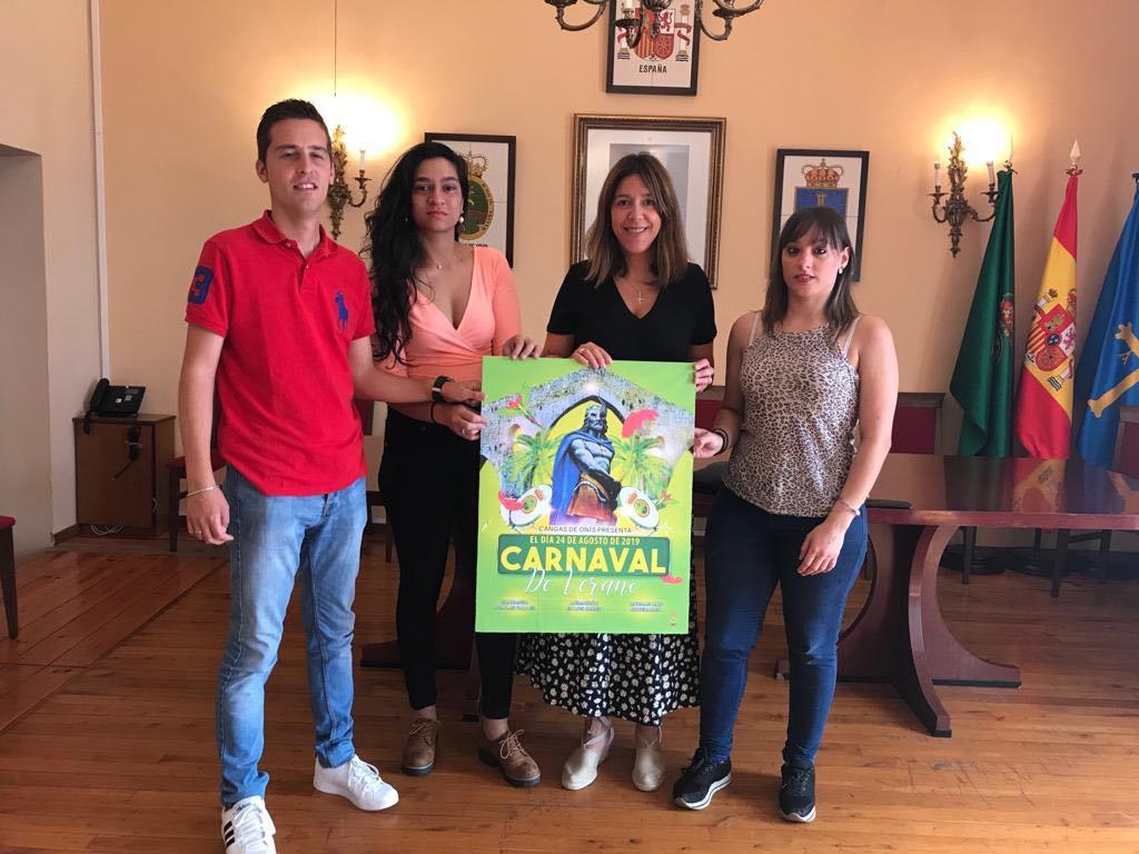 Cangas de Onís presenta el Carnaval de Verano 2019
