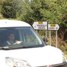 La carretera AS-263 Ribadesella-Llanes cambia de nombre y baja de categoría