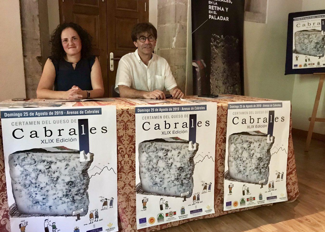 El 49º Certamen del Queso de Cabrales buscará un nuevo récord de venta, participación y subasta