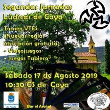 Este sábado se celebran las vampirescas Jornadas lúdicas de Coya