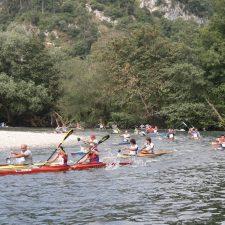 El sábado se celebra el VI Mercaumellera y el Descenso del Deva con salida en Panes (Peñamellera Baja)