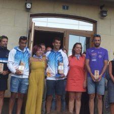 Los hermanos Balboa ganan el Descenso Internacional del Río Carrión