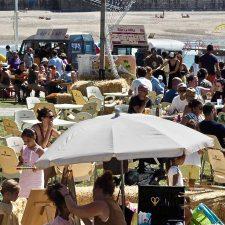 El V Fartukarte abre sus puertas en Ribadesella con mas olores y sabores que nunca