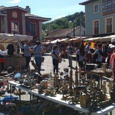 Benia acoge este miércoles el Mercau Asturianu Onís Años 20