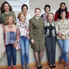 Natalia Pérez, militar riosellana, Campeona de España de Recorridos de Tiro
