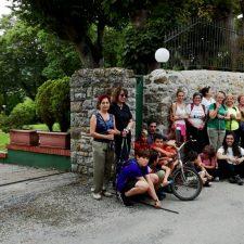 El Roblón de Coya recupera la Ruta de Dionisio 90 años después