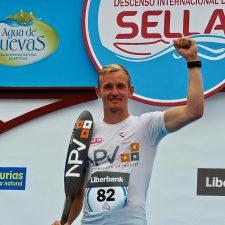 El danés Mads Pedersen se proclama Campeón del Sella 2019 en K1 Senior