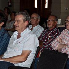 El documental sobre la historia musical en el oriente de Asturias se sigue Abriendo Camino por la comarca