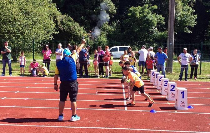 El lunes comienzan los entrenamientos del Club Oriente Atletismo en la pista de Posada
