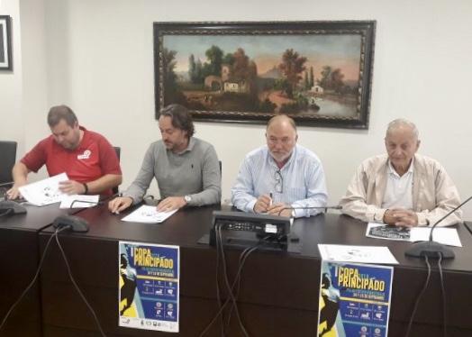 Ribadesella acogerá durante el fin de semana la I Copa Principado de Voleibol