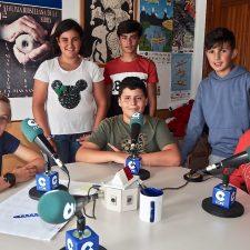 Mucha magia y amistad en el primer cortometraje realizado por un grupo de adolescentes de Ribadesella