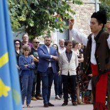 El presidente del Principado defiende en Cabrales una Asturias feminista frente al machismo intolerante
