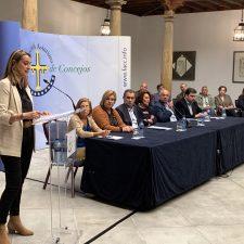 El alcalde de Peñamellera Baja ha sido elegido segundo vipresidente de la Federación Asturiana de Concejos (FACC)