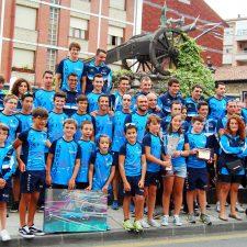 Los Rápidos de Arriondas están preparando un descenso familiar por el Sella para el sábado de Piragües