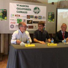 Presentada la VI Marcha Cicloturista de Cabrales-Subida a Sotres